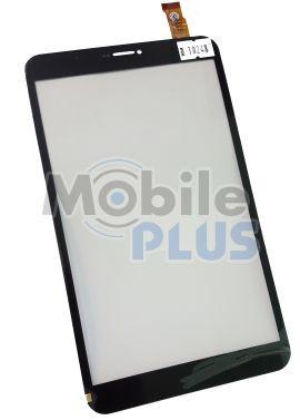 Сенсорный экран (тачскрин) для планшета 8 дюймов Tesla Neon 8,0 (Model: DXP2-0331-080A) Black