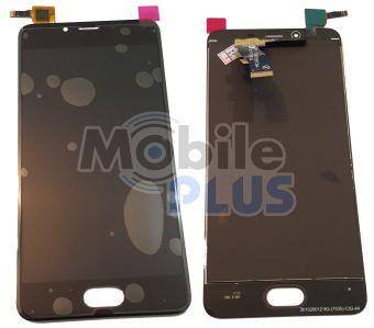 Дисплей (LCD) для Meizu U10 (U680h) с сенсорным экраном Black