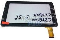 Сенсорный экран (тачскрин) для планшета 7 дюймов GOCLEVER TAB R70 длинный шлейф (Model: PINGBO PB70A8508) Black
