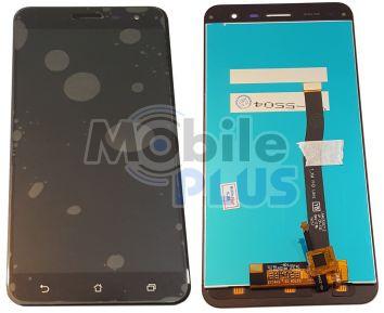 Дисплей для Asus ZenFone 3 (ZE520KL) 5,2 дюймов с сенсорным экраном Black