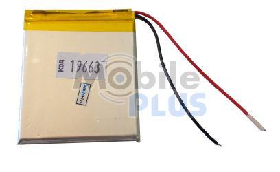 Аккумулятор с контроллером универсальный 60mm * 50mm * 3mm (Li-ion, 3,7V, 1000 mAh)