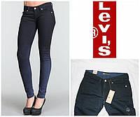 Levis LOW TWIST Skinny женские зауженные джинсы Levis slim хамелеоны W29 L32