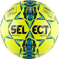 Мяч для футзала Select MIMAS (желтый) №4 PU FB-4764-Y