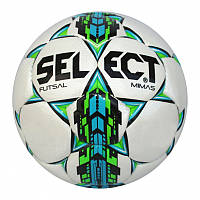 Мяч для футзала Select MIMAS (белый) №4 PU FB-4764-W