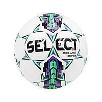 Мяч для футзала Select Brillant Super №4 PU ST-7-W
