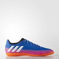Футбольная обувь для игры в зале Месси 16.3 IN Adidas BA9018 - 2017