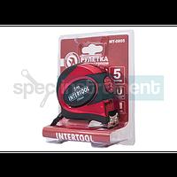 Рулетка измерительная Intertool MT-0805