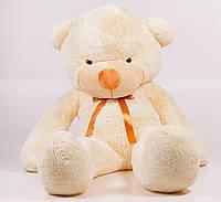 Плюшевый медведь Тедди 200 см Кремовый