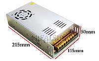48 В 10A 500 Вт Импульсный Источник Блок Питания 220 В