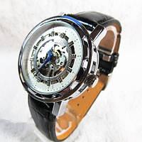 Мужские механические часы Слава скелетон  С4636, фото 1