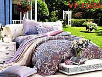 Постельное белье, двухспальное, ранфорс, Вилюта (VILUTA) VР 12654
