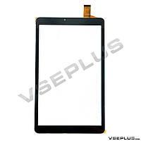 Тачскрин (сенсор) под китайский планшет Nomi C10103 Ultra, YJ313-FPC V0, черный, 51 пин, 150 х 250 мм.