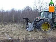 Лесной мульчер с ротором, подвижными молотками для тракторов FMM  от 90 до 180 л.с.