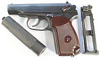 Пистолет под патрон Флобера СЕМ ПМФ-1.