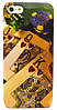 Чехол iphone 5 - Poker Star