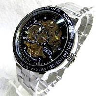 Мужские механические часы Слава скелетон  С4638, фото 1