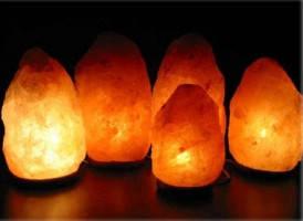 Соляные лампы и солевые светильники
