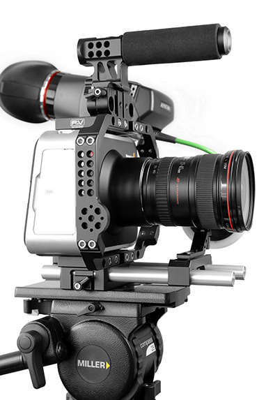 BMC Cage для камер Blackmagic cinema (advanced KIT)