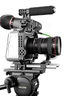 BMC Cage для камер Blackmagic cinema (advanced KIT), фото 1