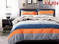 Постельное белье, евро комплект, сатин, Вилюта (Viluta)  VS 924