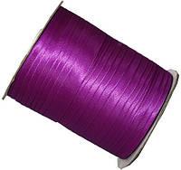 Косая бейка фиолетовый, лента N6132  1.5 см 1м