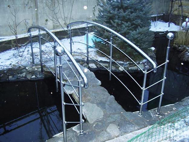 Мосты из нержавейки