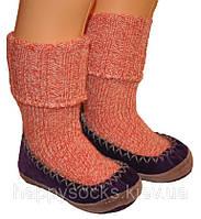 Тапочки-носки детские для дома 4-6лет/24-25(15,5см), фото 1