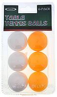 Шарики для настольного тенниса (6шт) KEPAI