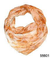 Купить платок женский из натурального шелка 100*100 (55601)