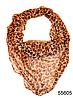 Платок женский из натурального шелка 100*100 (55605)