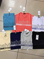 Мужская футболка брендовая calvin klein
