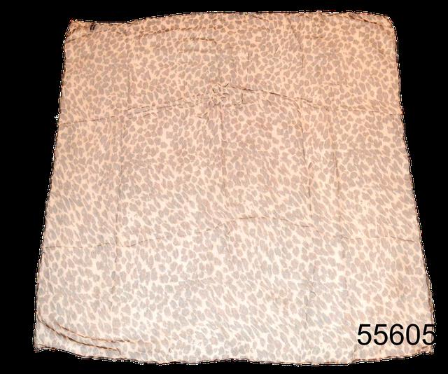 Платок женский из натурального шелка 100*100 (55605) 1