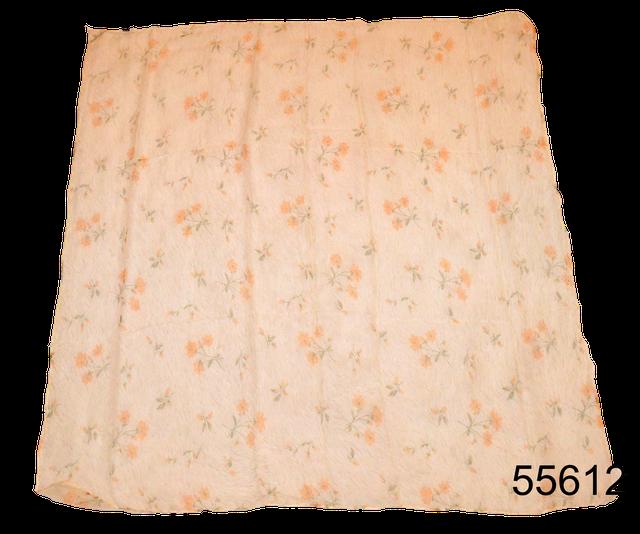 Платок женский из натурального шелка 100*100 (55612) 1