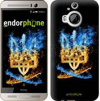 """Чехол на HTC One M9 Plus Герб """"1635u-134"""""""