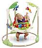 """Детское кресло прыгунки-качели  """"Тропический лес,"""