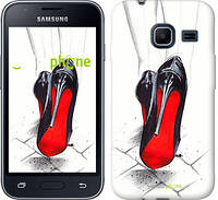 "Чехол на Samsung Galaxy J1 Mini J105H Devil Wears Louboutin ""2834c-258"""