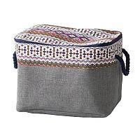 Короб текстильный намолнии FB18