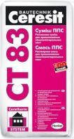 Клей для пенопласта Ceresit СТ-83 (25 кг)