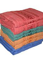 Полотенце банное Узор