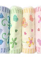 Красивое кухонное полотенце