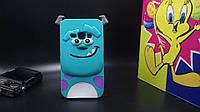 Резиновый 3D чехол для Samsung Galaxy J1 2016 Duos SM-J120 Салливан