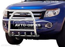 Защитная дуга переднего бампера Форд Ренжер (п.к. RR04)