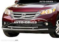 Двойная защита переднего бампера для Honda CR-V 2013-2016…