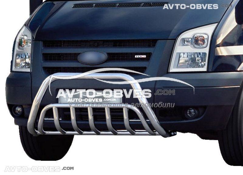 Передняя защита для Ford Transit