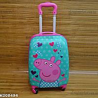 "Сумка дорожная Свинка Пеппа Peppa Pig (45x32 см) ""Orbita"" RH-277"