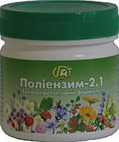 Полиэнзим-2.1 гепатопротекторная формула 280гр/140г