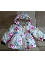 Детская куртка деми весна-осень для девочки 12969