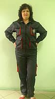"""Рабочий костюм """"Автосервис"""", спецодежда для водителей, униформа работников СТО"""