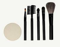 Набор для макияжа (кисти: для румян, теней, бровей, губной помады, аппликатор) 10-1103 QVS