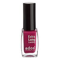 Лак для ногтей Extra Long №548 (матовый малиновый), 9мл, Ados